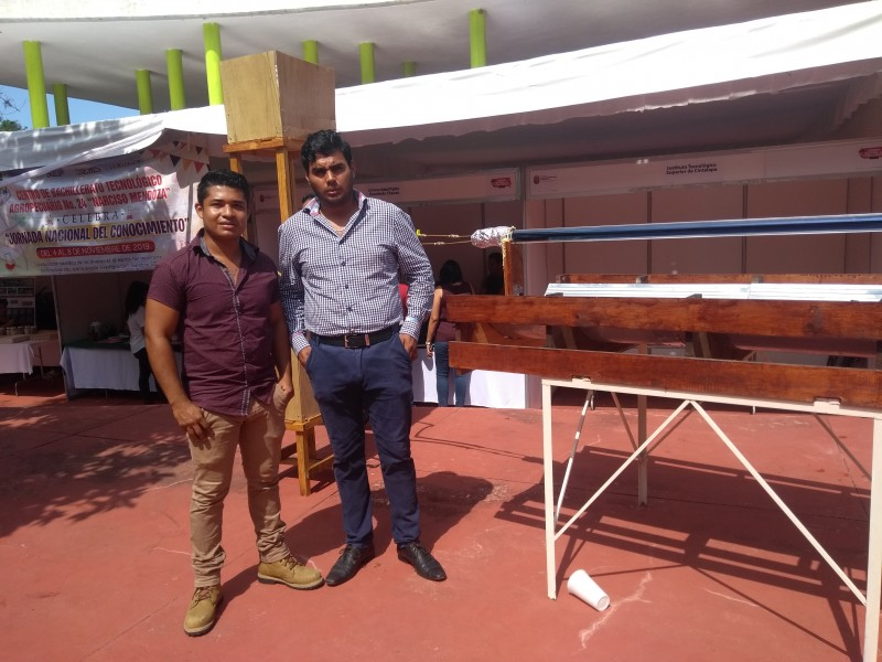 Crean calentador utilizando energía solar