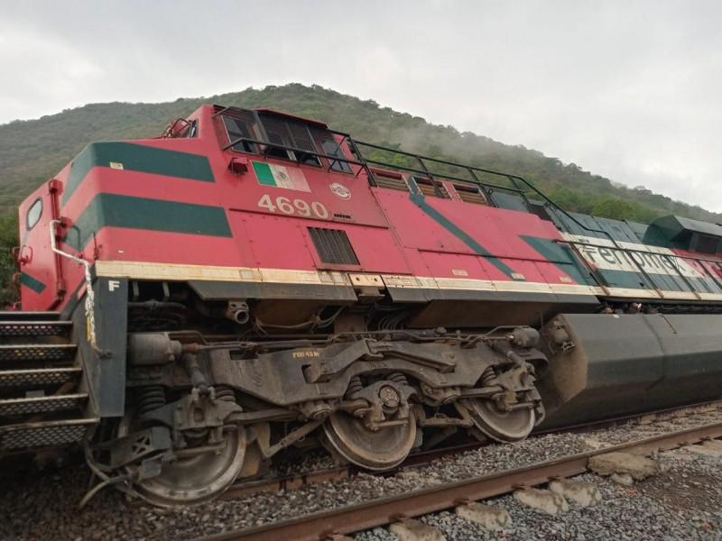 Crean comisión especial para investigar descarrilamiento de tren en Tala