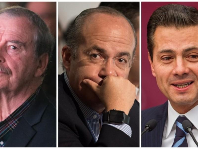 Crean comisión para consulta sobre expresidentes