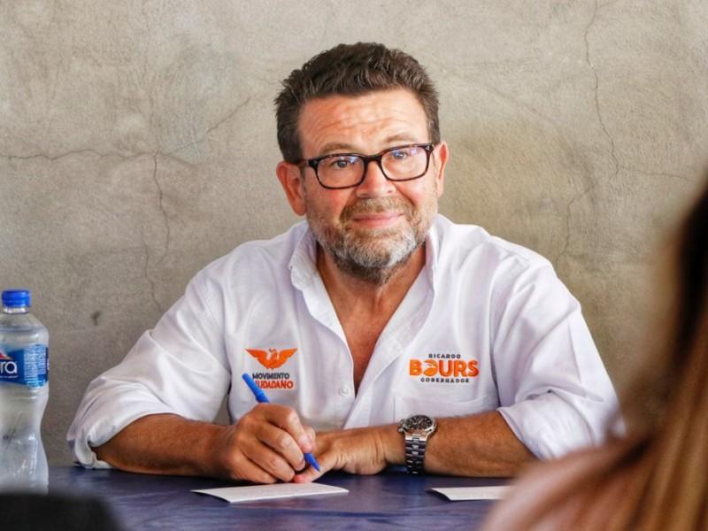 Crear un Sonora más justo para las mujeres: Ricardo Bours