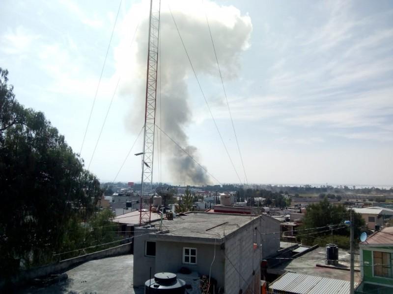 Crece cifra de muertos por explosión en Zumpango