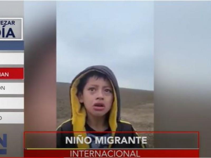 Crece crisis migratoria entre México y Estados Unidos