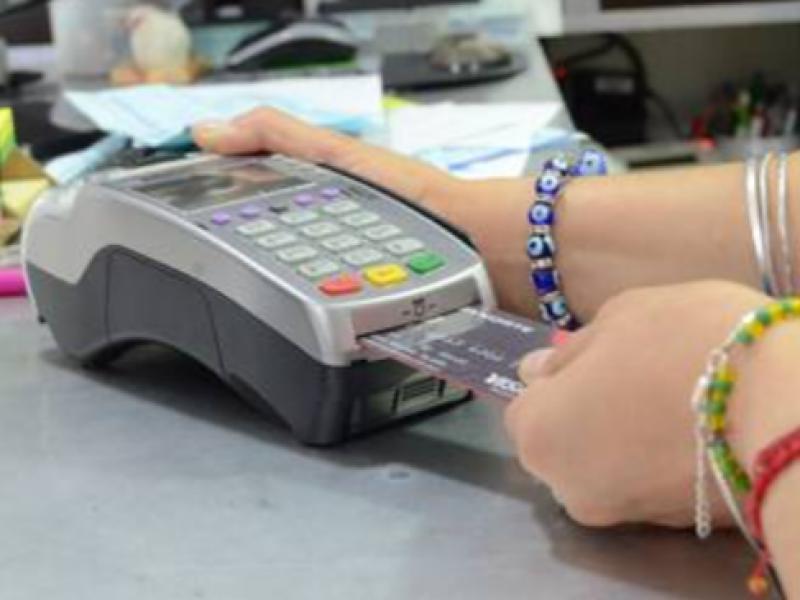 Crece endeudamiento de tarjetas de crédito 17% durante contingencia