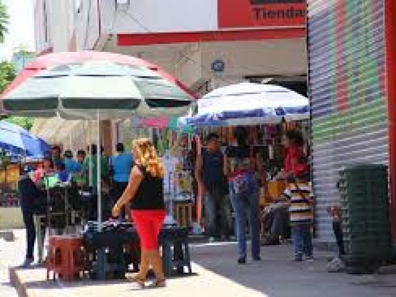 Crece la informalidad en Chiapas