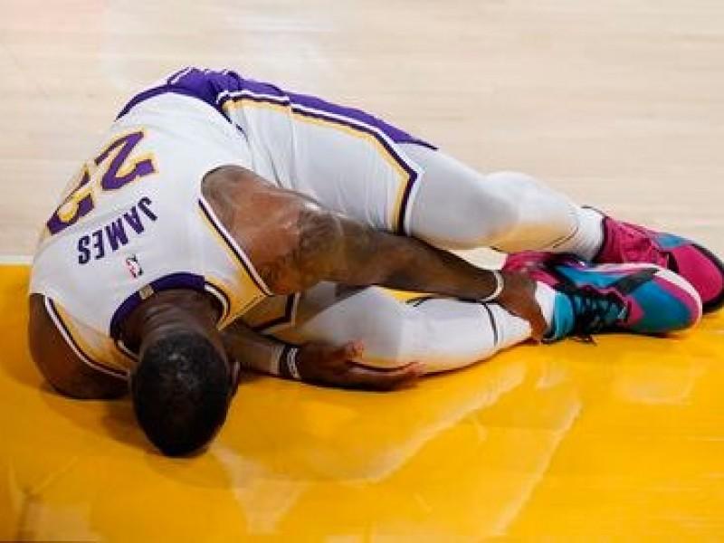 Crece lista de lesionados en la NBA