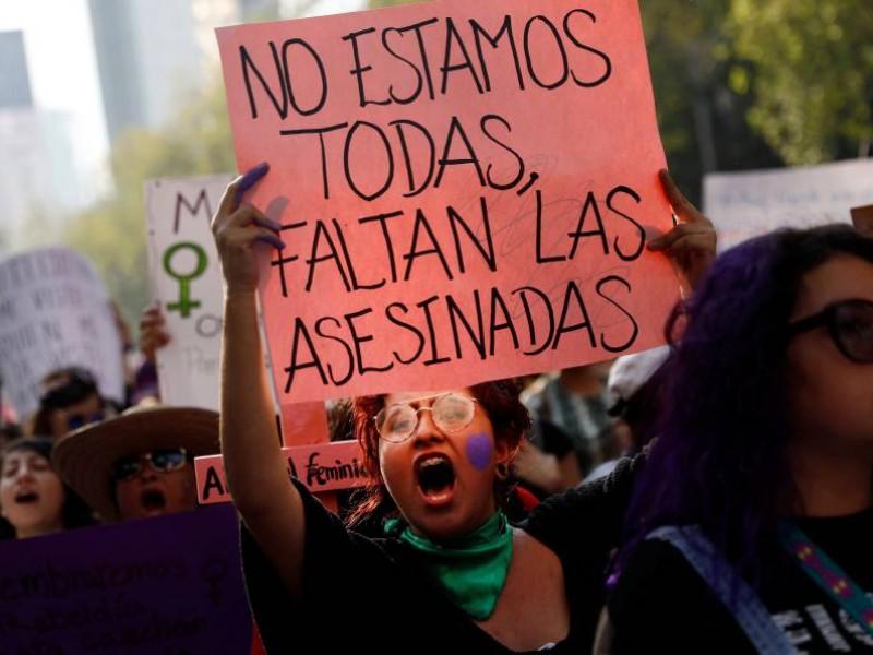 Crecen feminicidios en México