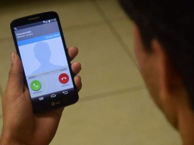 Crecen llamadas de extorsión de supuestos grupos criminales en Guaymas