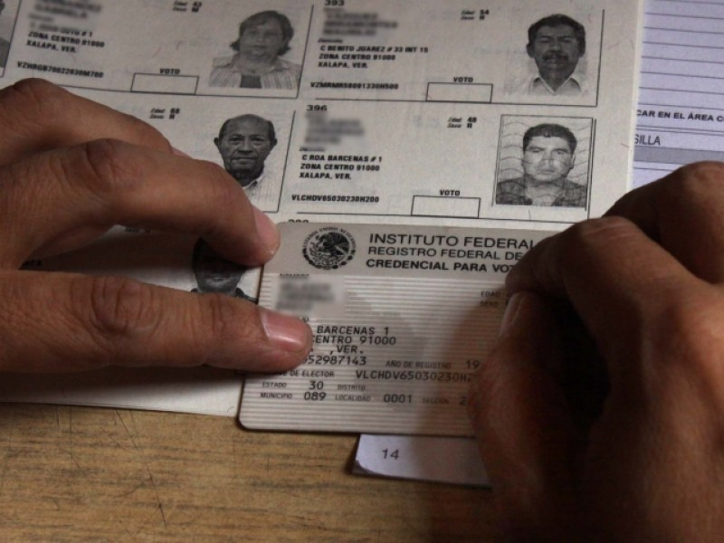 Credenciales con vigencia 2019 deberán ser renovadas: INE