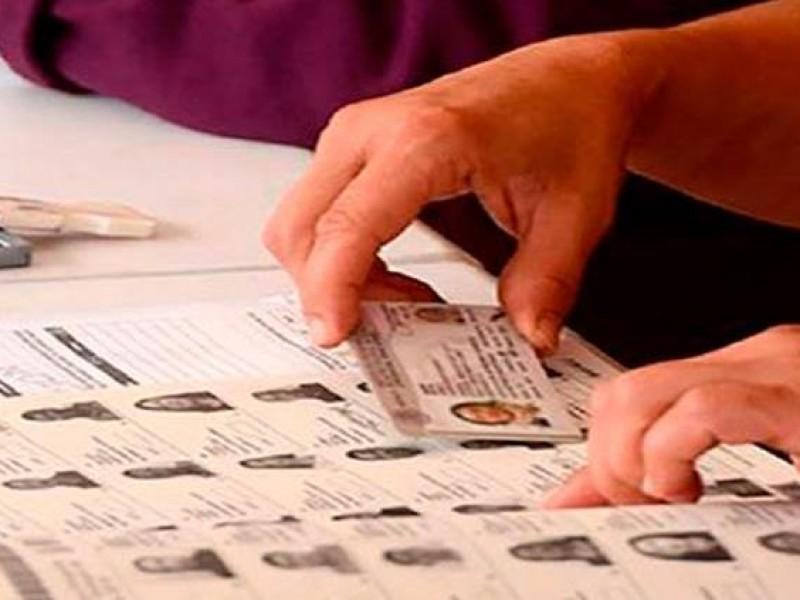 Credenciales vencidas en 2020 servirán para proceso electoral 2021