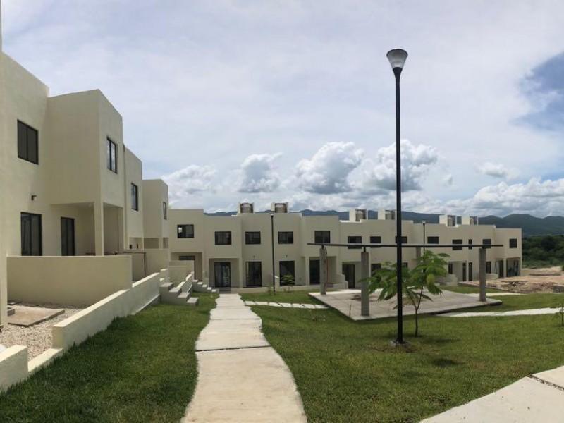 Créditos inmobiliarios al alza en Chiapas