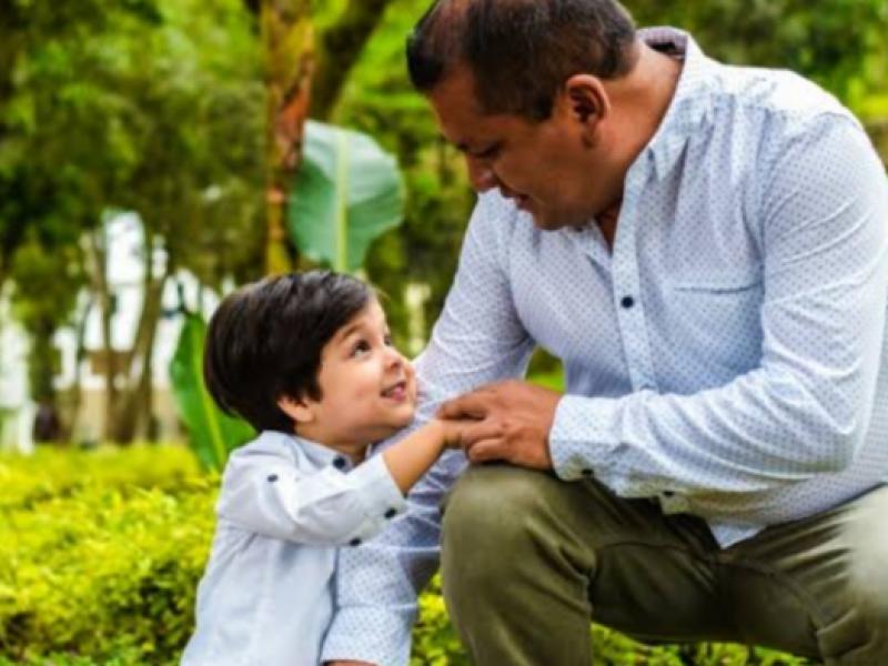 Crianza responsable, aún lejos del papá actual