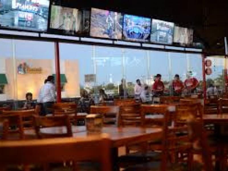 Crisis económica e inseguridad, golpea a restauranteros