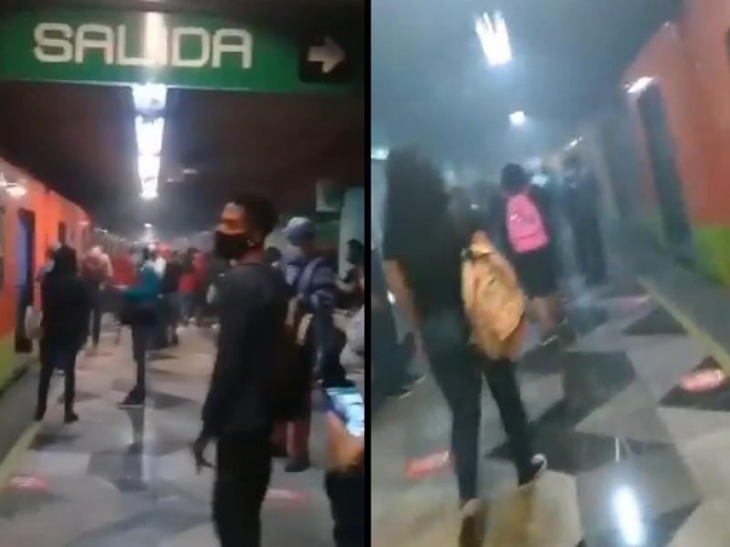 Crisis en el Metro de la CDMX, ahora reportan explosión