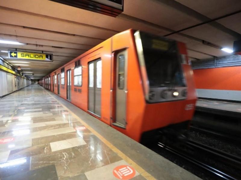 Crisis en el metro próxima semana no funcionará