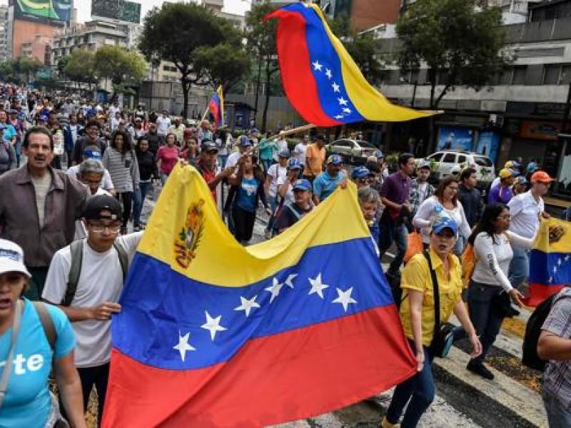 Crisis en Venezuela: Marchan contra Nicolás Maduro