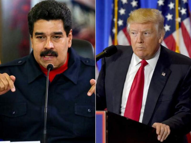 📹 Crisis en Venezuela: Trump amenaza a Maduro