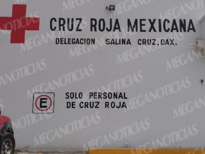 Crisis financiera en Cruz Roja Mexicana, 0% captación de recursos