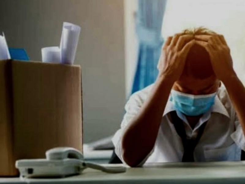 Crisis laboral y económica ha generado la pandemia por Covid-19