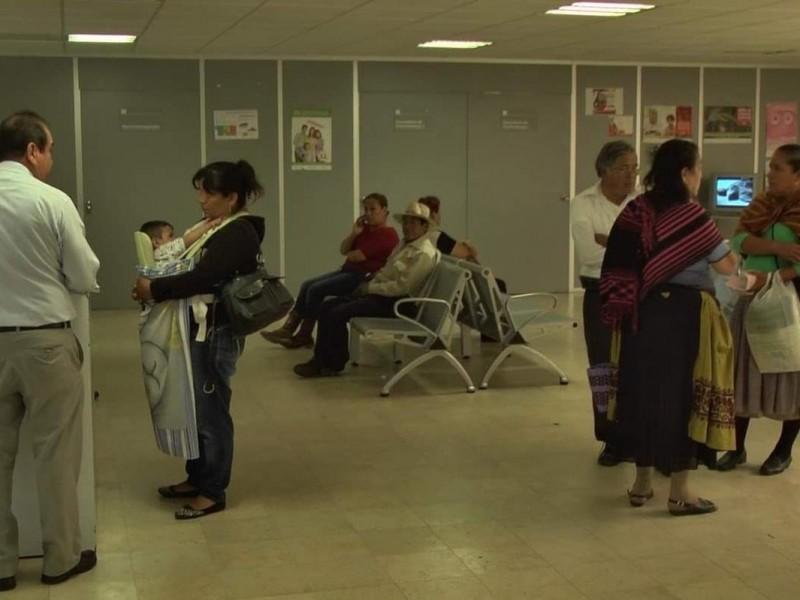 Crisis llega a clínica del ISSSTE en Zamora