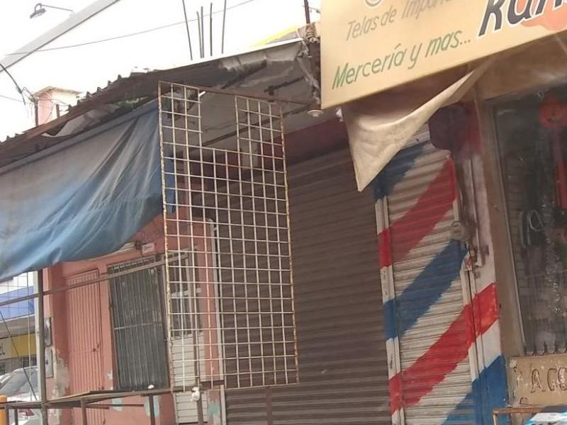 Crisis para comerciantes en Empalme, esperan repuestas de reactivación