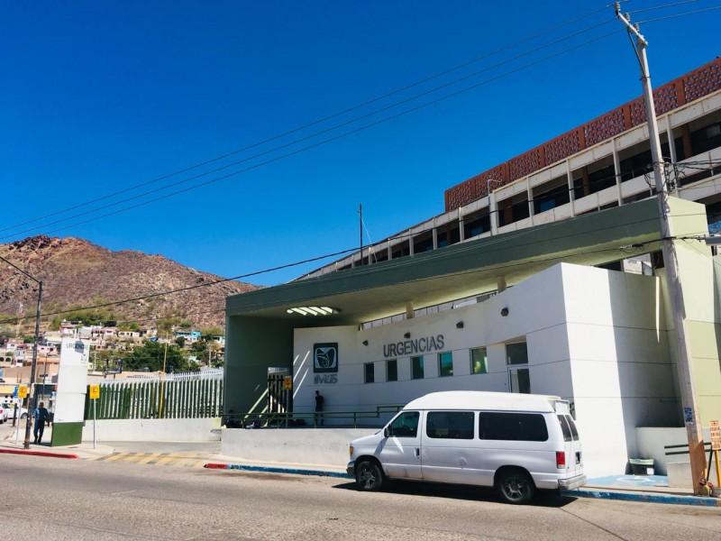 Derechohabientes solicitan nuevo hospital del IMSS