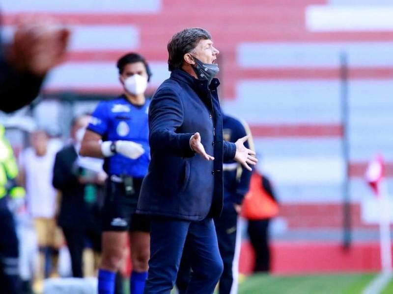 Cristante aplaude al VAR por anular gol a Pumas