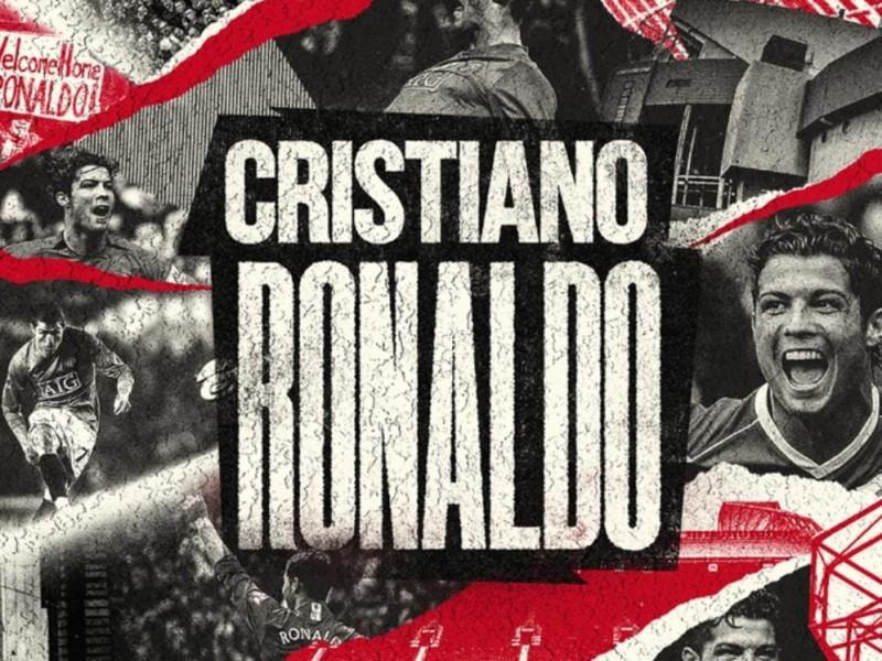 Cristiano Ronaldo jugará en Manchester... con el United