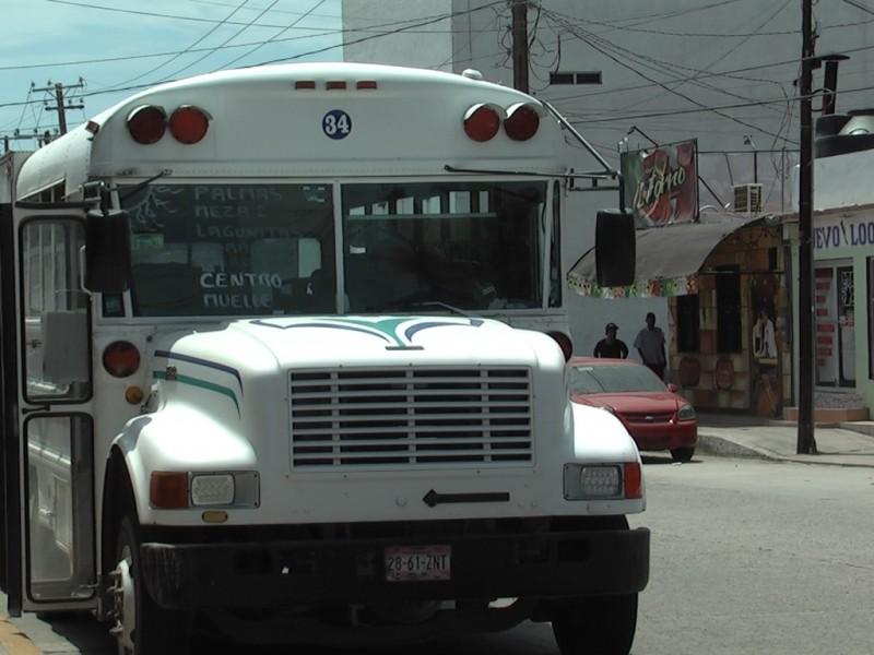 Croc pide mejoras en el servicio de transporte