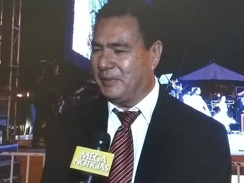 Cronista participa en Fiestas Tradicionales de San José
