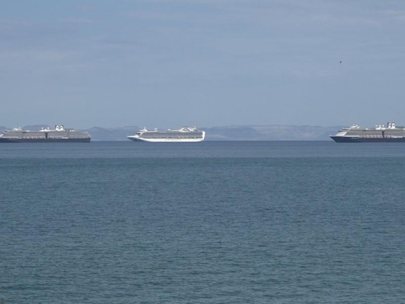 Cruceros mantienen altas expectativas para el 2022
