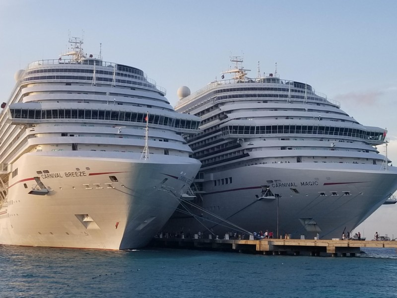 Cruceros se preparan para regresar en noviembre