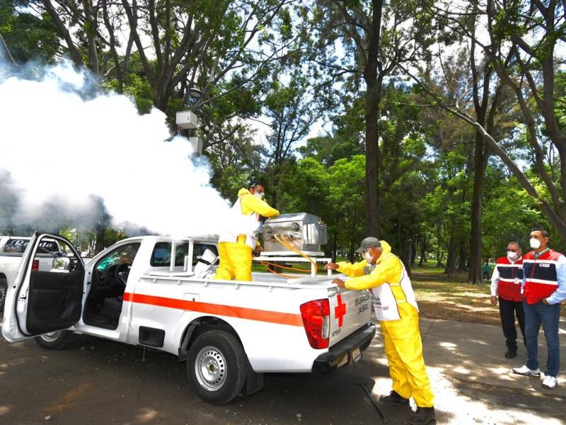 Cruz Roja arranca campaña contra dengue