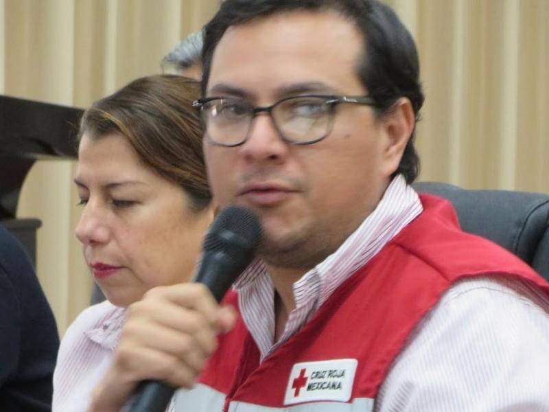 Cruz Roja continuará ayudando a afectados por sismo7S