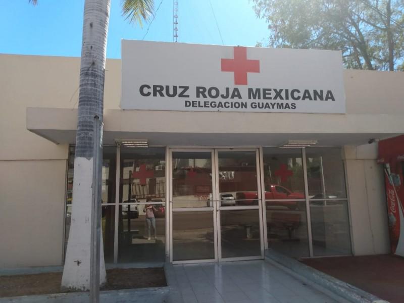 Cruz Roja informa no hace pruebas para Coronavirus