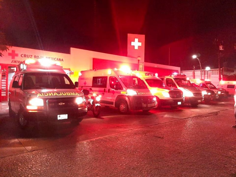 Cruz Roja LM lista para atender emergencias por coronavirus
