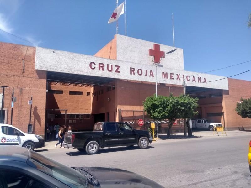 Cruz Roja prepara operativos