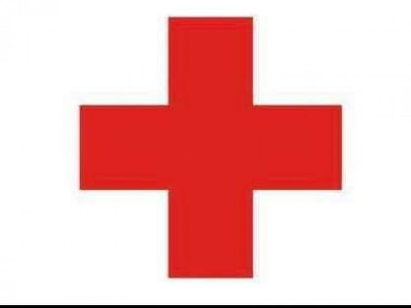 Cruz roja preparada para atención de Migrantes