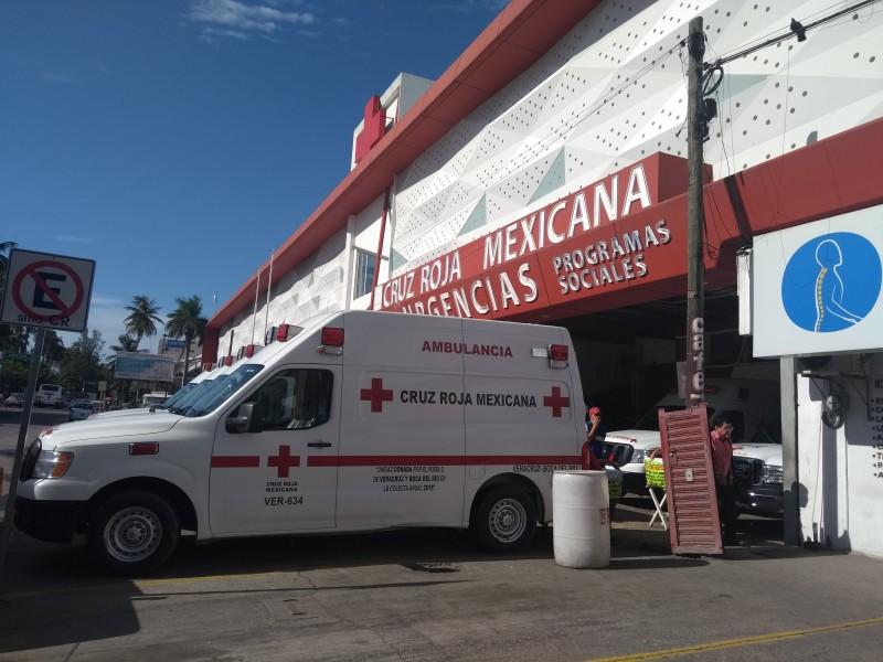 Cruz Roja reporta saldo blanco por temporada vacacional