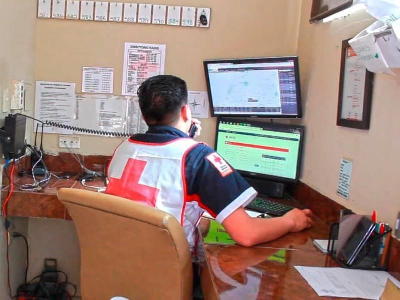 Cruz Roja sin reportes de accidentes en casa durante confinamiento