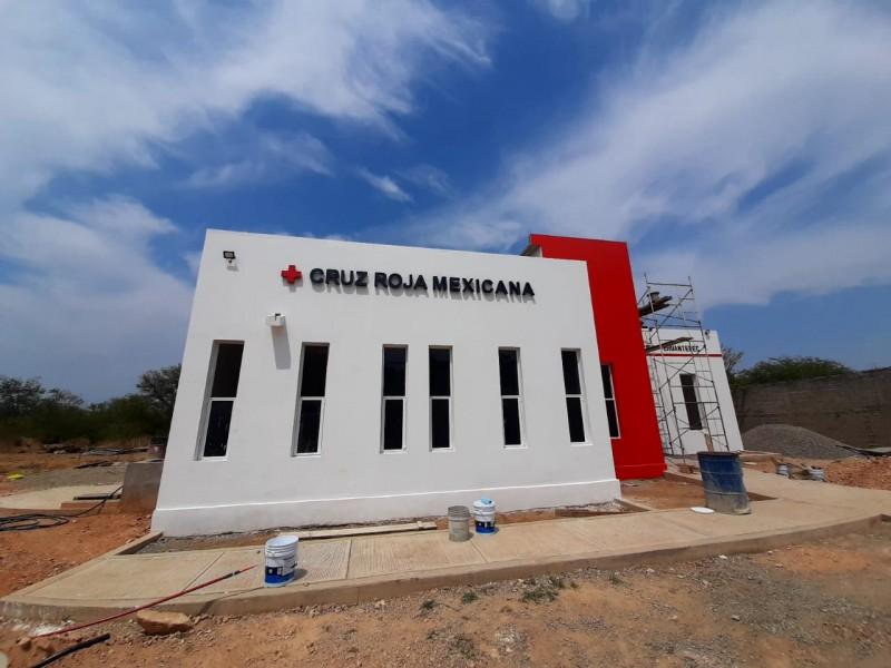 Cruz Roja Tehuantepec; próxima a estrenar nuevo centro de operación