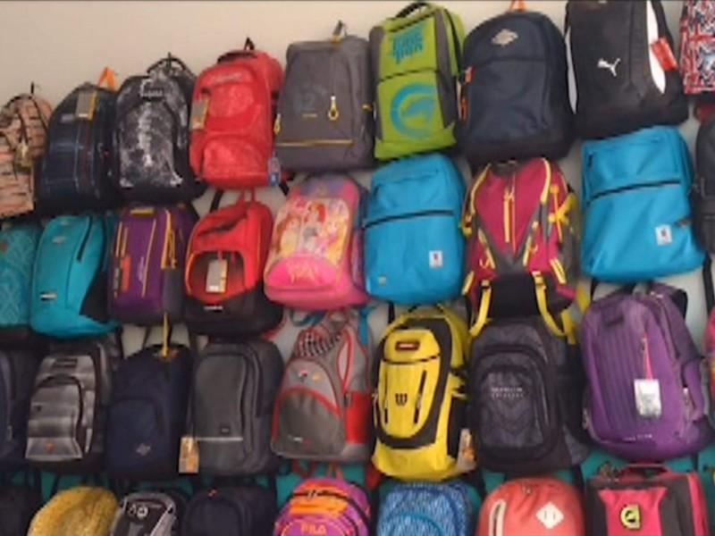 Cuadruplican producción de mochila en Sahuayo