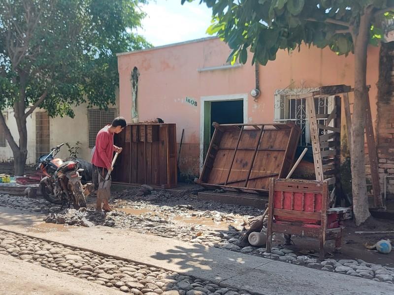 Más de 100 mil afectados por inundaciones en Nayarit