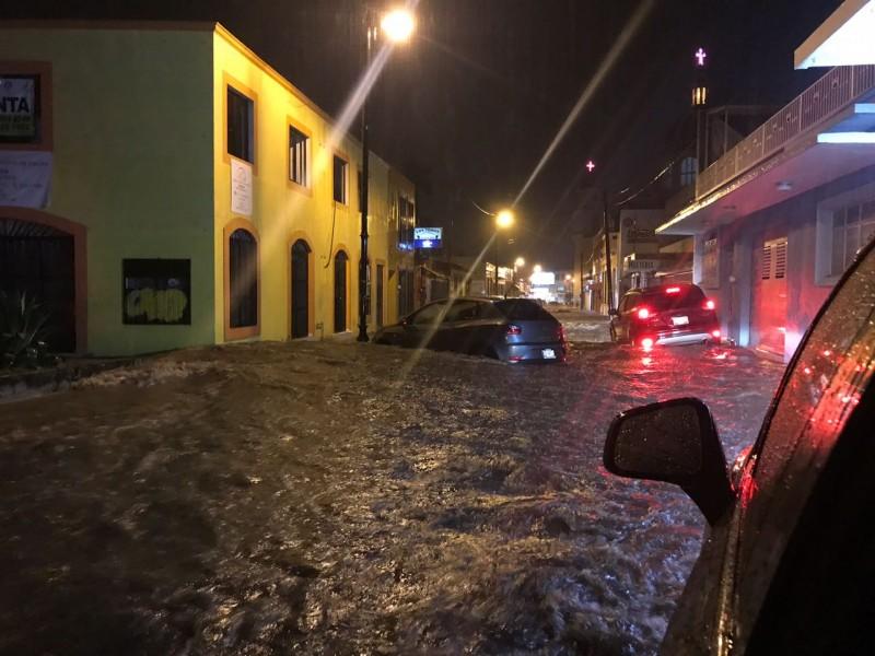 Cuantifican daños por tormenta y emiten recomendaciones
