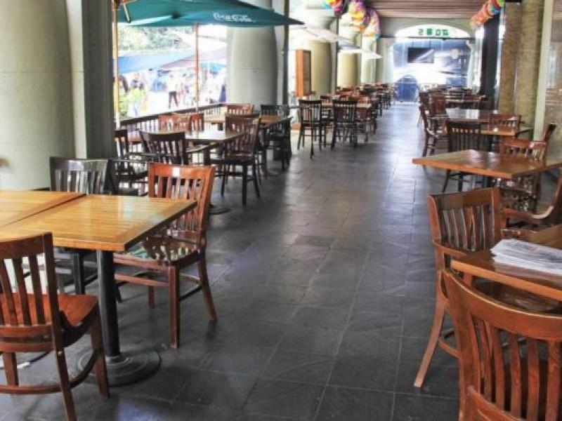 Cuarentena por Covid-19 repercute en restauranteros, Oaxaca