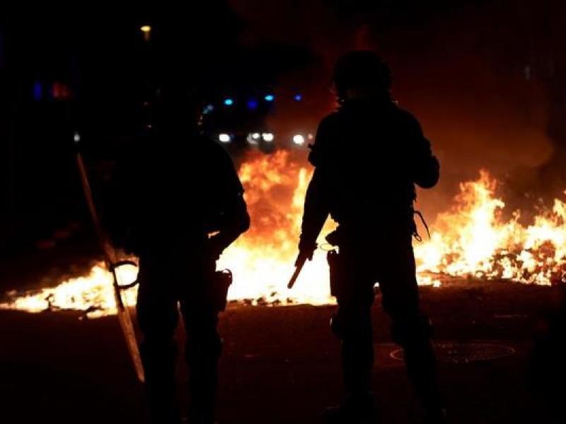 Quinto día de protestas en España por Pablo Hasel