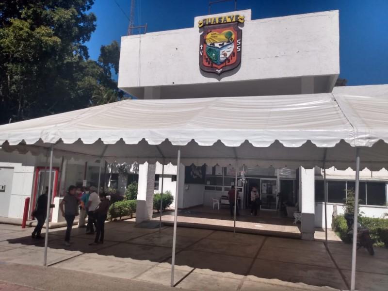 Cuatro funcionarios se han separado de cargo para buscar candidaturas en Guasave