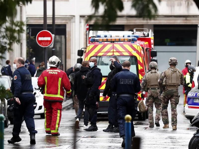 Cuatro heridos y un detenido deja ataque en París