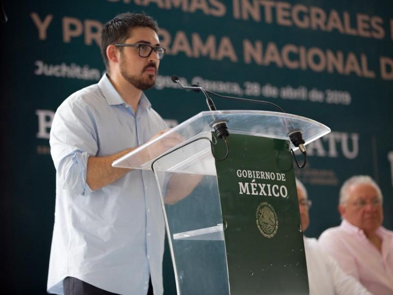 Cuatro mil millones a reconstrucción en Oaxaca