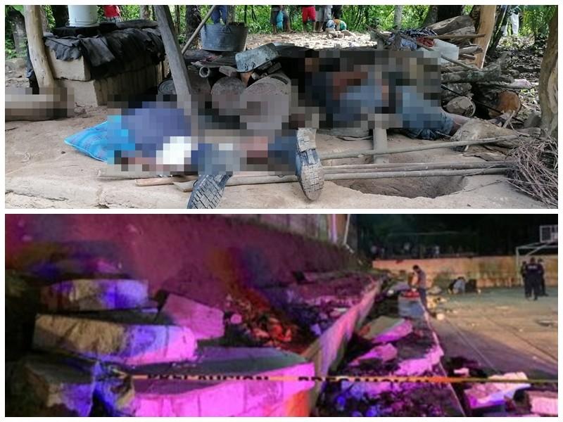 Cuatro muertos en Oaxaca por lluvias; había un menor