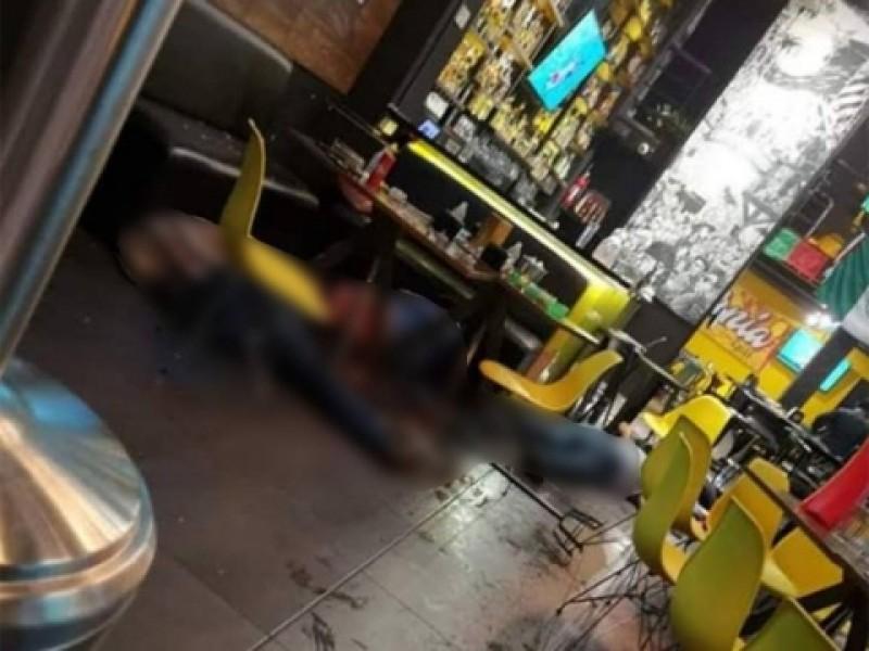 Cuatro muertos por ataque a bar en Uruapan